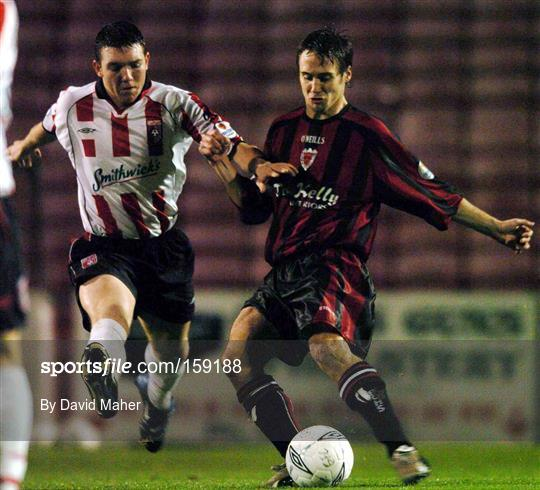Bohemians v Derry City