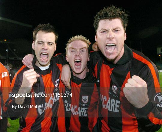Longford Town v Waterford United