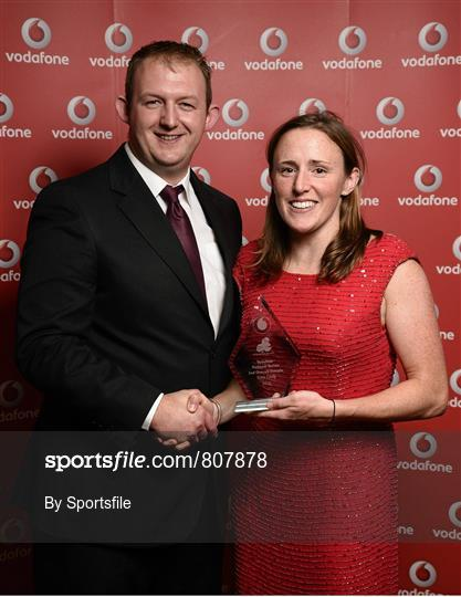 Triathlon Ireland Awards Dinner 2013, sponsored by Vodafone