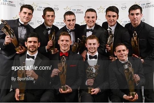 GAA GPA All-Star Awards 2013 - Sponsored by Opel