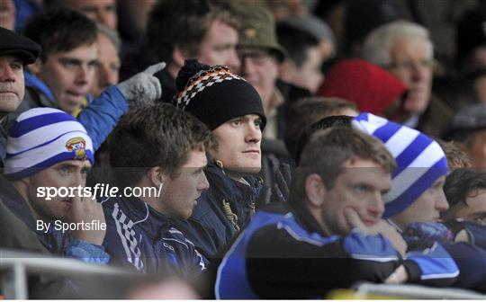 St Loman's v St Vincent's - AIB Leinster Senior Club Football Championship Quarter-Final
