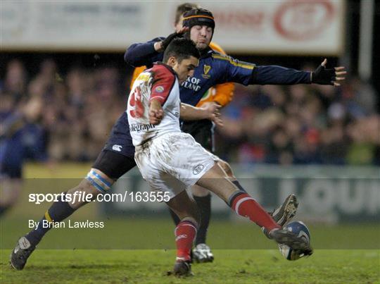 Leinster v Ulster