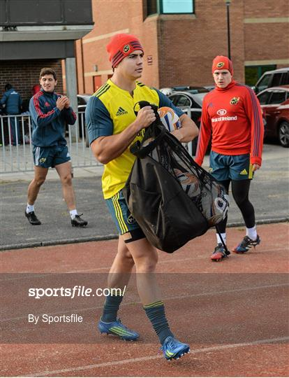 Munster Rugby Squad Training and Press Briefing - Tuesday 19th November