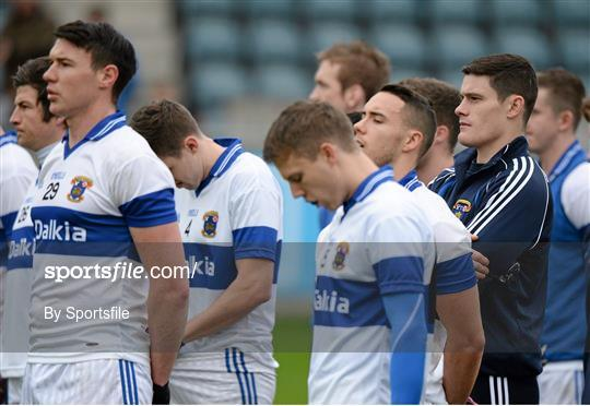 St Vincent's v Summerhill - AIB Leinster Senior Club Football Championship Semi-Final