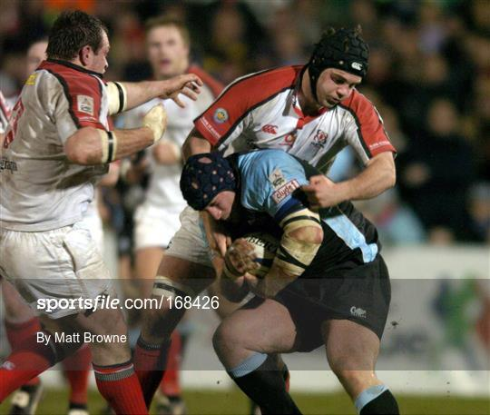 Ulster v Glasgow Rugby