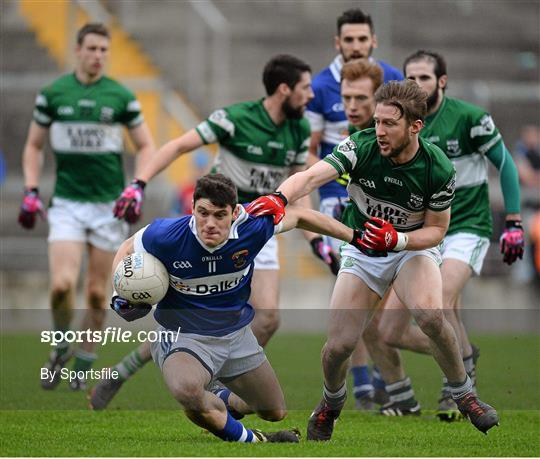 Portlaoise v St Vincent's - AIB Leinster Senior Club Football Championship Final
