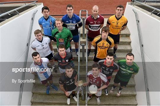Higher Education Championship Draw and Launch