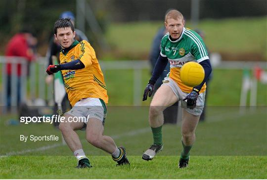 Meath v Offaly - Fitzsimons Cup Final