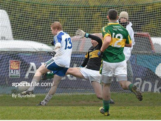 Kingdom/Kerry Gaels v Ballinderry Shamrocks - AIB GAA Football All-Ireland Senior Club Championship Quarter-Final