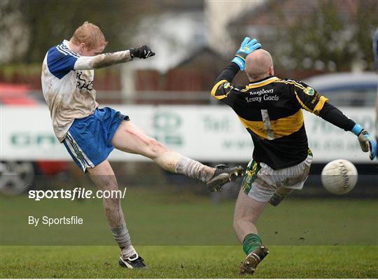Kingdom/Kerry Gaels v Ballinderry Shamrocks - AIB GAA Football All-Ireland Senior Club Championship Quarter-Final