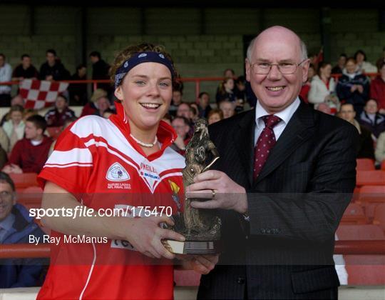 Cork v Galway Ladies League Final