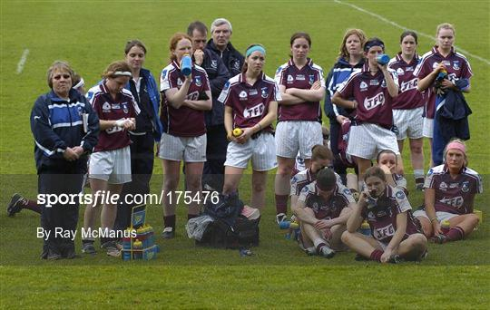 Cork v Galway Ladies League Final