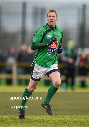 Institute of Technology Blanchardstown v NUI Maynooth - Irish Daily Mail HE GAA Sigerson Cup 2014 Round 1