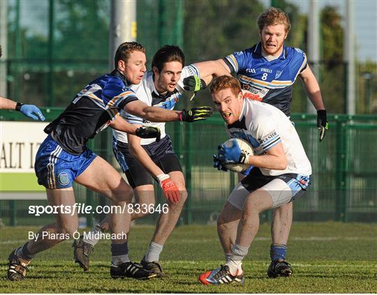 Dublin Institute of Technology v University of Ulster Jordanstown - Irish Daily Mail HE GAA Sigerson Cup 2014 Quarter-Final