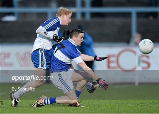 St Vincent's v Ballinderry - AIB GAA Football All-Ireland Senior Club Championship Semi-Final
