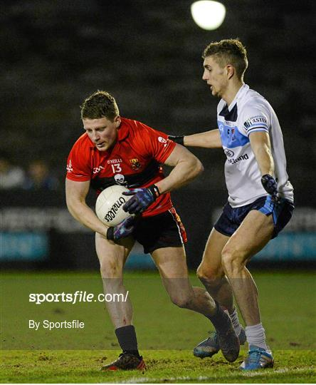 University of ulster jordanstown v university college cork irish