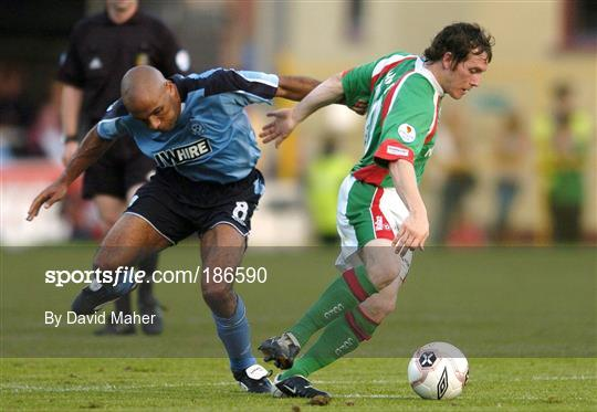 Cork City v Shelbourne