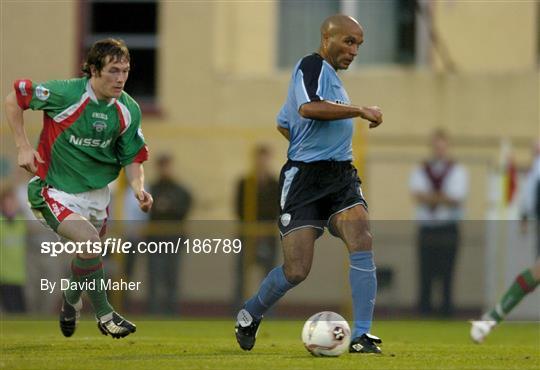 Cork City v Shelbourne