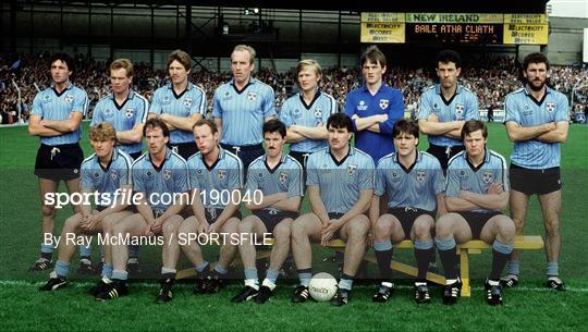 Sportsfile Kerry V Dublin All Ireland Football
