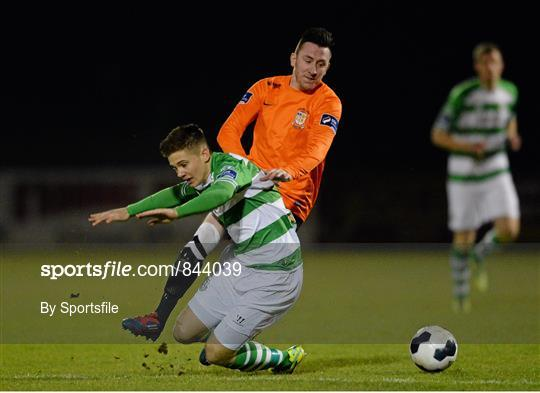 Athlone Town v Shamrock Rovers - Airtricity League Premier Division