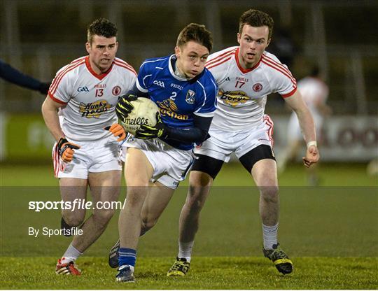 Cavan v Tyrone - Cadbury Ulster GAA Football U21 Championship Quarter-Final
