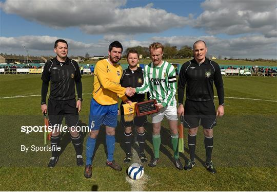 - FAI Junior Cup Quarter-Final