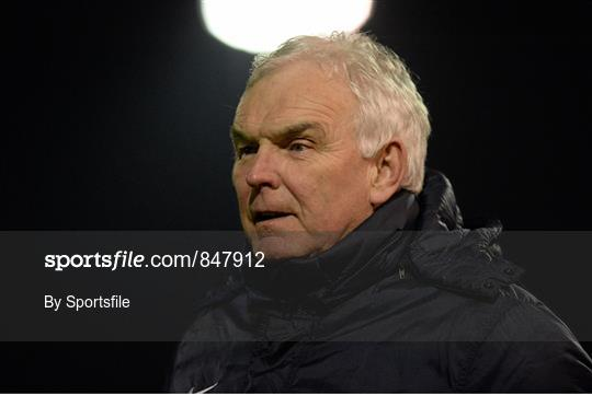 Athlone Town v Shamrock Rovers - SSE Airtricity League Premier Division