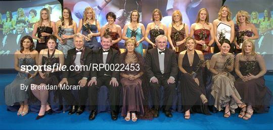 TG4 Ladies GAA All-Star Awards