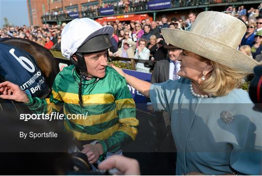 Horse Racing - Fairyhouse Easter Festival - Monday 21st April 2014