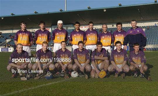 Dublin v Wexford - Walsh Cup