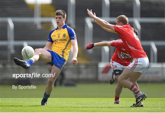 Cork v Roscommon - Cadbury GAA Football U21 Championship Semi-Final