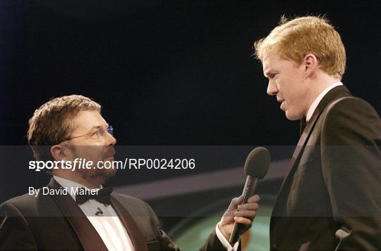 16th eircom / FAI International Soccer Awards