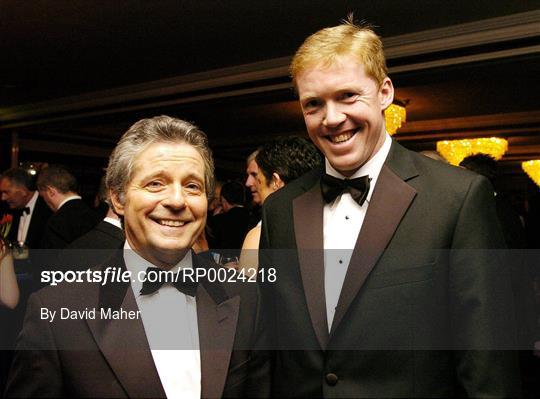 16th eircom / FAI International Soccer Awards