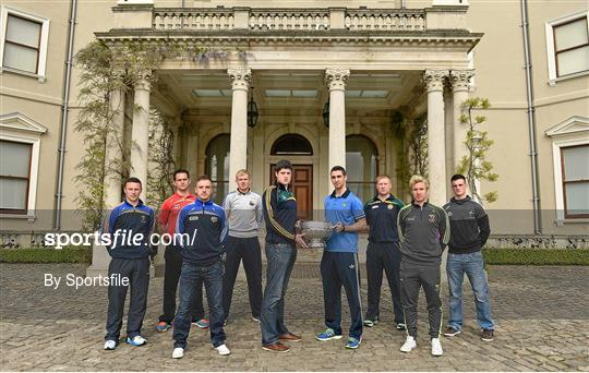 Launch of the Leinster Senior Championships 2014
