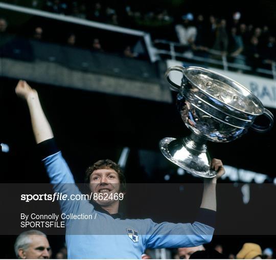 Dublin v Galway - All Ireland Football Final 1974