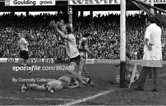 Dublin v Kerry, All-Ireland Football Final