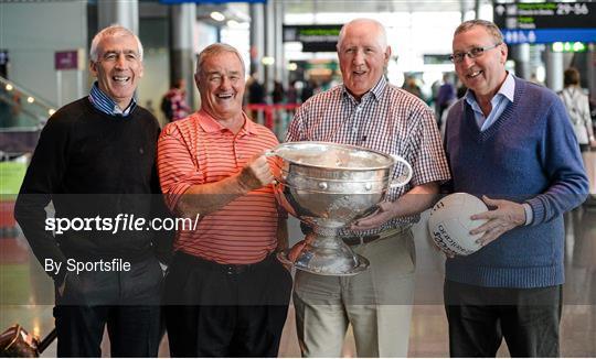 All-Ireland Football Winning Dublin Team of 1974 Team Reception