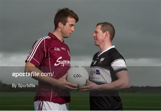 Launch of 2014 Connacht GAA Football Championship