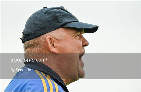 Roscommon v Leitrim - Connacht GAA Football Senior Championship Quarter-Final