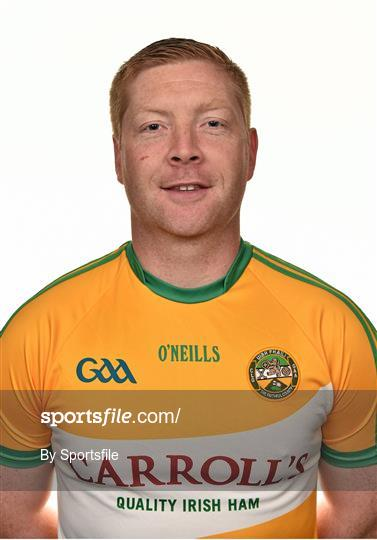 Offaly Football Squad Portraits 2014