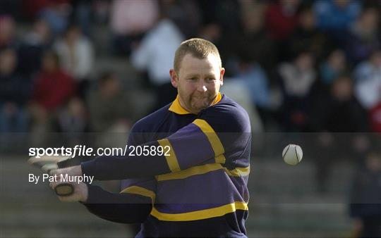 Wexford v Cork - NHL