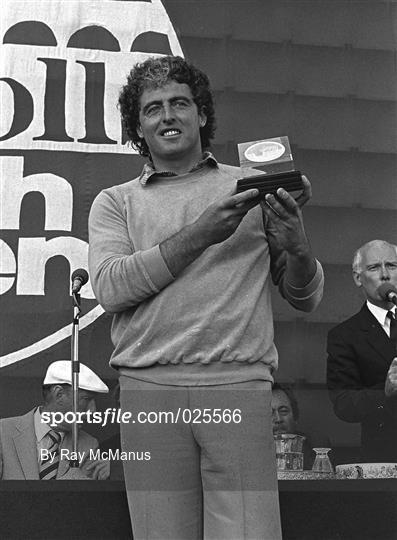 1982 Carroll's Irish Open