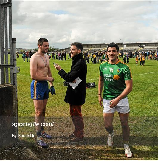 Roscommon v Leitrim - Connacht GAA Football Senior Championship Quarter-Final