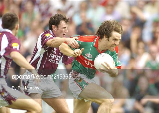 Mayo v Galway - Connacht SFC Final