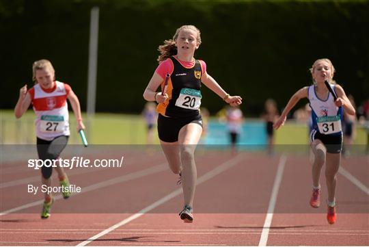 GloHealth AAI Juvenile Track and Field Relay Championships