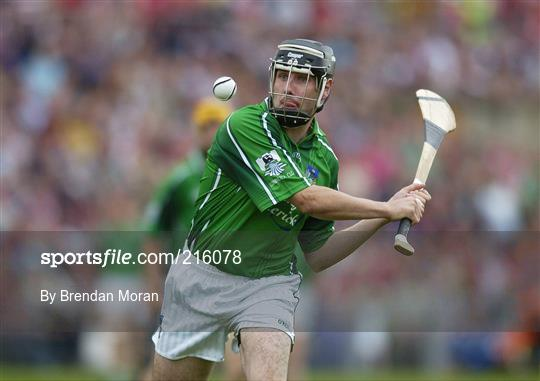 Cork v Limerick - All-Ireland SHC Quarter-Final