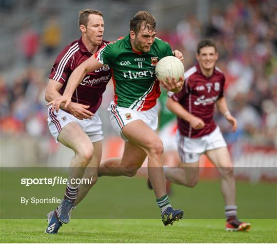 Mayo v Galway - Connacht GAA Football Senior Championship Final