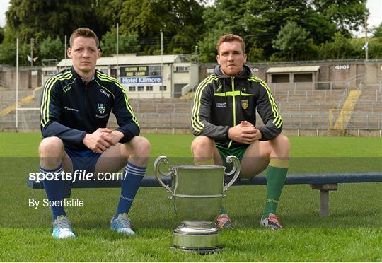 Ulster Senior Football Championship Final Press Conference