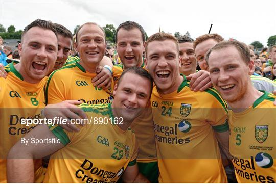 Donegal v Monaghan - Ulster GAA Football Senior Championship Final
