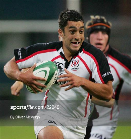 Ulster v Earth Titans - Grafton Challenge Cup